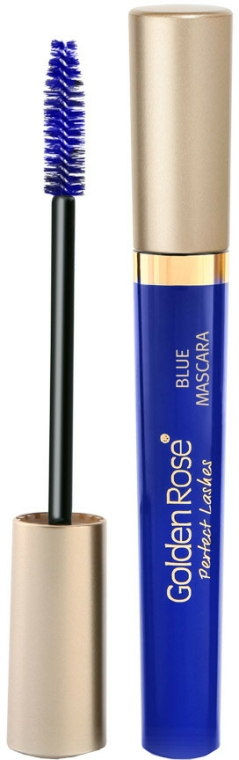 Řasenka - Golden Rose Perfect Lashes Blue Mascara