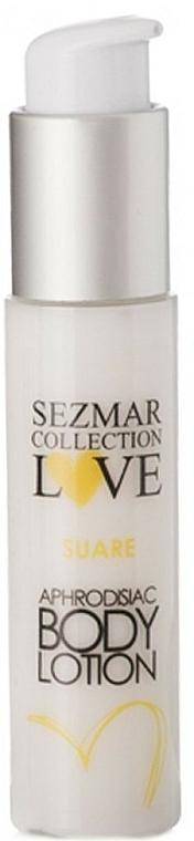 Tělové mléko - Sezmar Collection Love Suare Aphrodisiac Body Lotion
