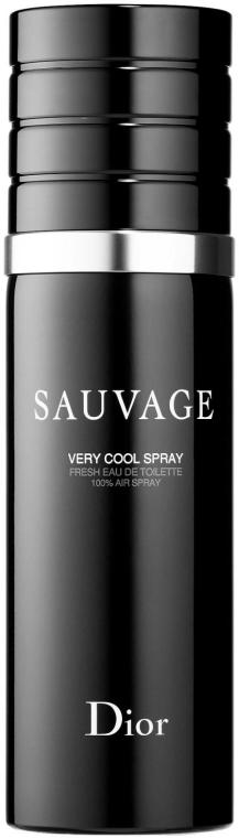 Dior Sauvage Very Cool Spray - Toaletní voda — foto N1