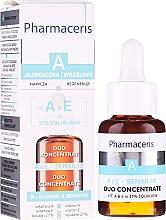Parfémy, Parfumerie, kosmetika Pleťový konzentrát s vitamínem A a E - Pharmaceris A A&E Sensilix Duo Concentrate
