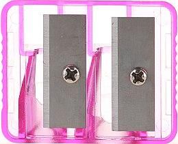 Parfémy, Parfumerie, kosmetika Ořezávátko dvojité na tužky, 2199, světle růžové - Top Choice