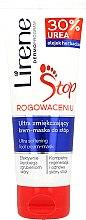 Parfémy, Parfumerie, kosmetika Obnovující krém-maska pro nožní kůži 2 v 1 - Lirene Stop Callusness Foot Cream-Mask