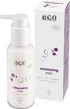 Parfémy, Parfumerie, kosmetika Čisticí pleťové mléko - Eco Cosmetics Cleansing Milk With OPC Q10 & Hyaluron