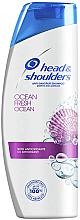 Parfémy, Parfumerie, kosmetika Šampon na vlasy - Head & Shoulders Ocean Fresh Shampoo