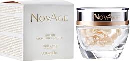 Parfémy, Parfumerie, kosmetika Obnovující ampule pro obličej s olejovým koncentrátem - Oriflame NovAge Nutri6 Facial Oil Capsules