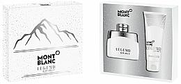 Parfémy, Parfumerie, kosmetika Montblanc Legend Spirit - Sada (edt/50ml + sh/gel/100ml)