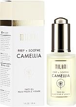 Parfémy, Parfumerie, kosmetika Olej z Kamélie pro citlivou pleť - Milani Prep + Soothe Camellia Face Oil