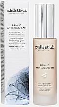 Parfémy, Parfumerie, kosmetika Anti-age pleťový krém - Estelle & Thild Super BioActive Firming Anti-Age Cream