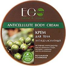 """Tělový krém """"Anticelulitidní"""" - ECO Laboratorie Anticellulite Body Cream — foto N2"""