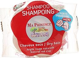 """Parfémy, Parfumerie, kosmetika Tuhý biošampon pro suché vlasy """"Červená hlína"""" - Ma Provence Shampoo"""