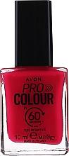 Parfémy, Parfumerie, kosmetika Lak na nehty 60 sekund - Avon Pro Colour In 60 Seconds Nail Enamel