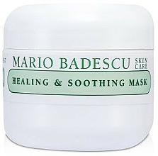 Parfémy, Parfumerie, kosmetika Léčivá a zklidňující maska - Mario Badescu Healing & Soothing Mask