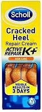 Parfémy, Parfumerie, kosmetika Obnovující krém pro popraskanou pokožku pat - Scholl Cracked Heel Repair Cream