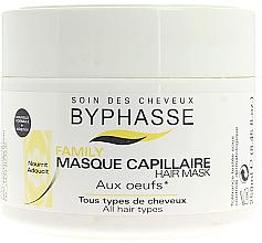 Parfémy, Parfumerie, kosmetika Maska s vaječným žloutkem pro všechny typy vlasů - Byphasse Family Multivitamin Complexe Mask