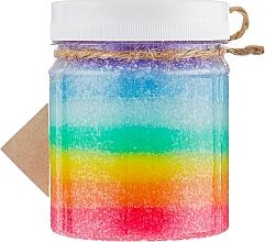 """Parfémy, Parfumerie, kosmetika Peeling- žvýkačka """"Rainbow candy"""" - Dushka"""