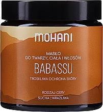 "Parfémy, Parfumerie, kosmetika Olej na obličej a tělo ""Babassu"" - Mohani Babassu Rich Batter"