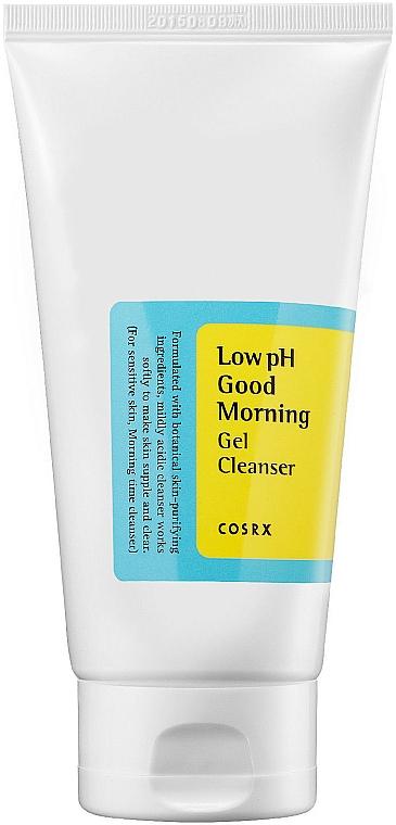 Gelová pěna s BHA kyselinami - Cosrx Low Ph Good Morning Gel Cleanser