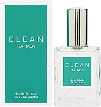 Parfémy, Parfumerie, kosmetika Clean For Men - Toaletní voda