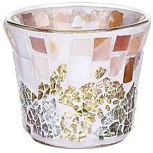Parfémy, Parfumerie, kosmetika Svícen - Yankee Candle Gold and Pearl Votive Sampler Holder