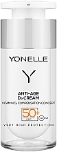 Parfémy, Parfumerie, kosmetika Ochranný krém proti vráskám SPF50+ - Yonelle Anti-Age D3 Cream SPF50+