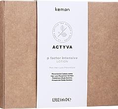 Parfémy, Parfumerie, kosmetika Lotion proti vypadávání vlasů - Kemon Actyva P Factor Lotion Uomo Intensive