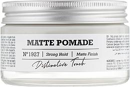 Parfémy, Parfumerie, kosmetika Matný vosk na vlasy - FarmaVita Amaro Matte Pomade