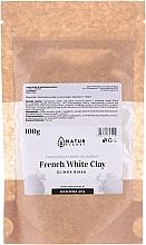 Parfémy, Parfumerie, kosmetika Maska na obličej - Natur Planet French White Clay