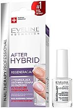 Parfémy, Parfumerie, kosmetika Zpevňující kondicionér na nehty - Eveline Cosmetics After Hybrid Manicure