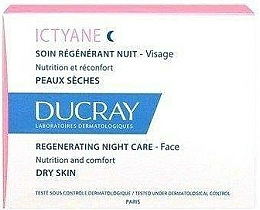 Parfémy, Parfumerie, kosmetika Sada - Ducray Ictyane Set (cream/50ml + micellar/water/100ml)