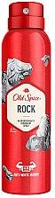 Parfémy, Parfumerie, kosmetika Aerosolový deodorant - Old Spice Rock Antiperspirant & Deodorant Spray