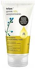 Parfémy, Parfumerie, kosmetika Micelární gel na obličej - Tolpa Green Oils Micellar Gel