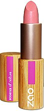 Parfémy, Parfumerie, kosmetika Perleťová rtěnka - Zao Bamboo Pearly Lipstick