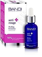 Parfémy, Parfumerie, kosmetika Kyselinový peeling proti kuperóze - Bandi Medical Expert Anti Rouge Acid Peel