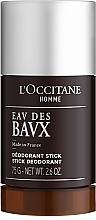 Parfémy, Parfumerie, kosmetika L'Occitane Baux - Deodorant v tyčince