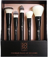 Parfémy, Parfumerie, kosmetika Sada make-up štětců - Sosu by SJ Premium Makeup Brushes
