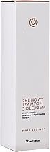 Parfémy, Parfumerie, kosmetika Super vyživující krémový šampon s oleji - Monat Super Nourish Oil Cream Shampoo