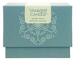 Parfémy, Parfumerie, kosmetika Vonná svíčka v krabičce - Yankee Candle Box Merry Mint