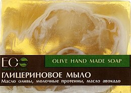Parfémy, Parfumerie, kosmetika Glycerinové mýdlo s olivovým olejem - ECO Laboratorie Olive Hand Made Soap