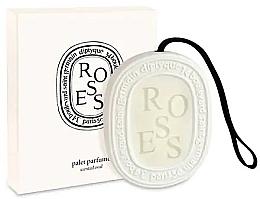 Parfémy, Parfumerie, kosmetika Vůně do bytu - Diptyque Roses Scented Oval