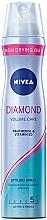 """Parfémy, Parfumerie, kosmetika Lak na vlasy """"Objem a lesk"""", extra silná fixace - Nivea Diamond Volume Care 5"""