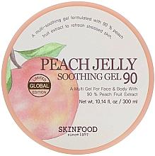 Parfémy, Parfumerie, kosmetika Tělový gel - Skinfood Peach Jelly Soothing Gel