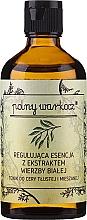 Parfémy, Parfumerie, kosmetika Pleťová esence s extraktem z bílé vrby - Polny Warkocz