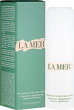 Parfémy, Parfumerie, kosmetika Hydratační mléko z matujícím účinkem - La Mer Moisturizing Matte Lotion