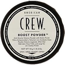 Parfémy, Parfumerie, kosmetika Antigravitační pudr pro objem s mátným efektem - American Crew Boost Powder