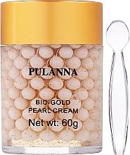 Parfémy, Parfumerie, kosmetika Perlový pleťový krém s bio zlatem - Pulanna Bio-Gold Pearl Cream