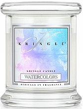 Parfémy, Parfumerie, kosmetika Vonná svíčka ve sklenici - Kringle Candle Watercolors