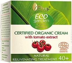 Parfémy, Parfumerie, kosmetika Krém s rajčatovým extraktem 40+ - Ava Laboratorium Eco Garden Certified Organic Cream With Tomato