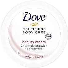 Parfémy, Parfumerie, kosmetika Výživný krém na obličej a tělo - Dove Body Care