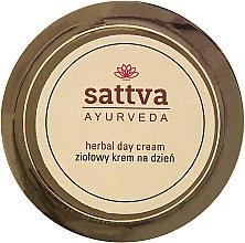 Parfémy, Parfumerie, kosmetika Denní krém s lékařskými bylinkami - Sattva Ayurveda Herbal Day Cream