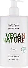 Parfémy, Parfumerie, kosmetika Masážní olej - Farmona Professional Vegan Nature Massage Oil